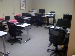 Adaptive Computer Lab