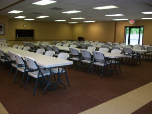 Banquet Hall 2012