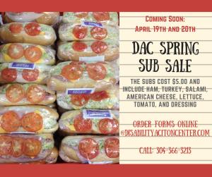 April Sub Sale Announce FB