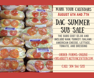 August Sub Sale Announcement