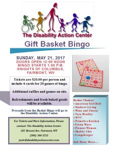 Bingo Flyer 2017 Pic