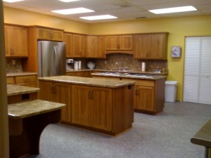 Banquet Hall-Kitchen