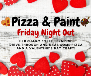 Pizza and Painting