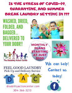 Laundry Flyer Summer 2020 Pic